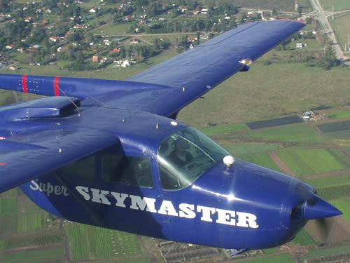 Skymaster Owners And Pilots Site (SOAP) C336, C337, O-2