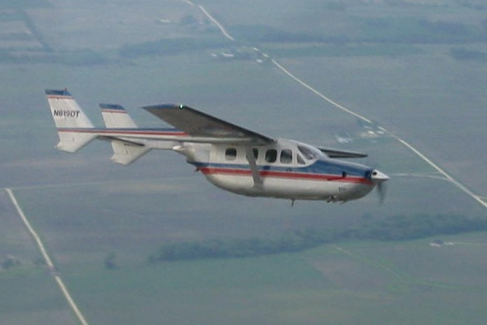 Skymaster STOL kits - Skymaster Forum