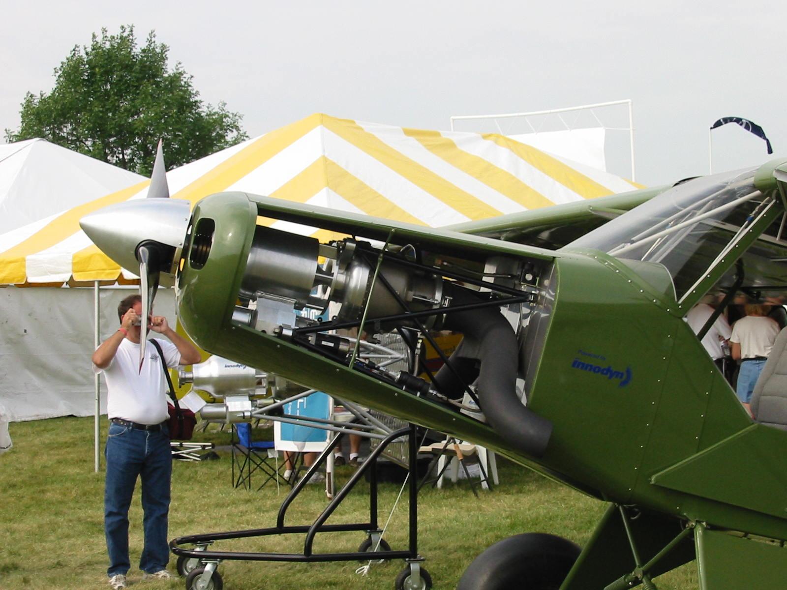 Turbine engines - Skymaster Forum