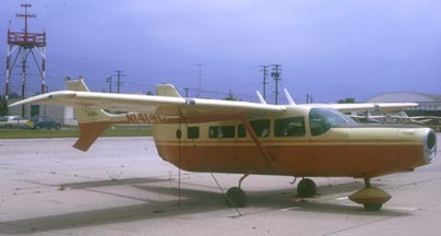 Is there HOPE     of TURBINE POWER  - Skymaster Forum